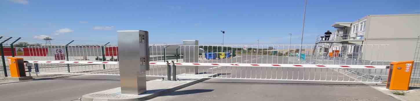Automatic Barrier Gates for Private Parking | Tasaheel Oman