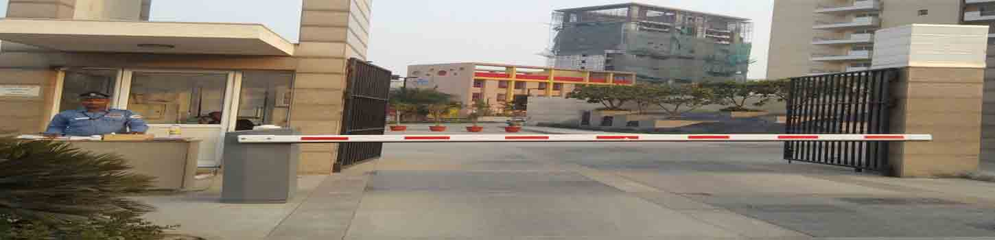 Automatic Barrier Gates for Private Parking   Tasaheel Oman